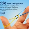 Flexible work times the way to go!